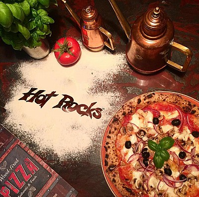 Hot Rocks Pizza